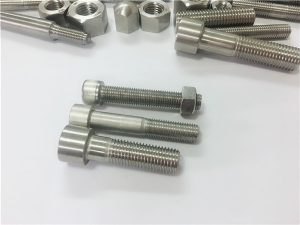A2-70A4-80 allen key screw fastener