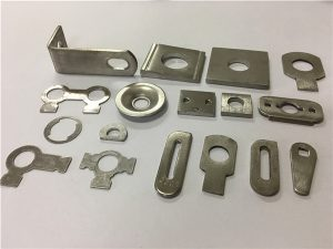 NO.58-A2-70 SS304 Stainless Steel Metal Stamping Part