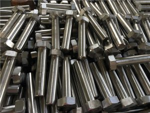 No.100 Professional A-286 alloy bolt for wholesales