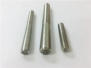 No.101-317L round bar,thread rod fastener