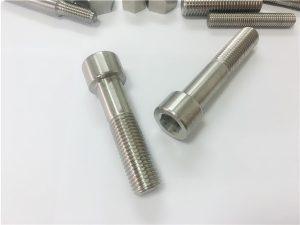 No.102-alloy625 bolts screw W.Nr 2.4856