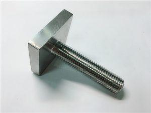 No.105-Nickel Cooper monel400 square bolt fastener uns n04400