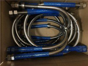 No.17-U bolts A182 F55 EN 1.4501