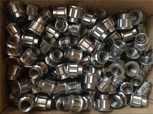 No.2-Custom fastener M20 17-4PH flange nut ,high temperature alloy 630