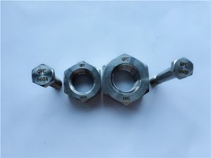 No.24-Alloy 660 Hex Bolts, Fasteners
