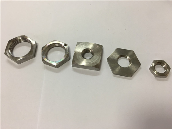 wholesale price square stainless steel wheel nut