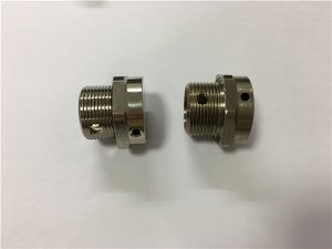 No.37-Stainless Steel Plug (Hexagon Head) 304(304L),316(316L)