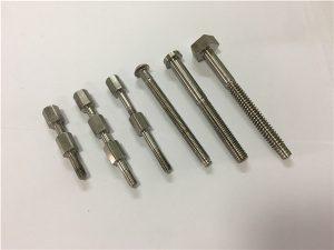 No.41-CNC titanium machine part bolt and nut