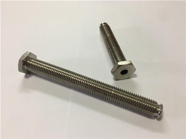 titanium fasteners suppliers sale ti6al4v gr5 titanium wheel bolt or other hardware