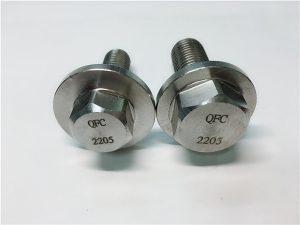 No.66-2205 hexagon flange bolts