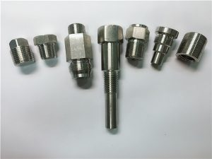 No.67-High Quality Oem Lathe Machine Stainless Steel Fasteners Made Of Cnc Machining