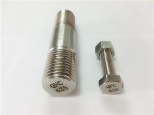 No.71-625 inconel fasteners in nickel