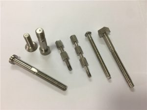 different types of precision fasteners