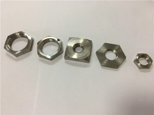 professional custom m16 m20 weld nuts